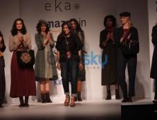 Amazon India Fashion Week 2015 EKA Photos