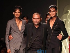 Amazon India Fashion Week 2015 GAURAV GUPTA Photos