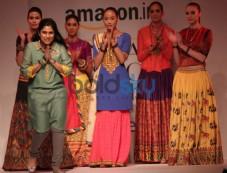 Amazon India Fashion Week 2015 TANVI KEDIA Photos