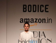 Amazon India Fashion Week 2015 VOGUE PRESENTS BODICE Photos