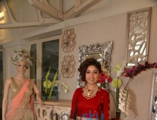Divya, Dhruv Gurwara With Shane And Falguni Peacock Host Preview For Bridal Asia Mumbai Photos