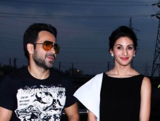 Amyra Dastur At Promotion Of Mr X In New Delhi Photos