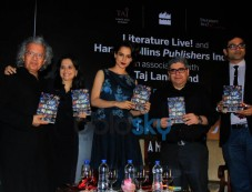 Kangana Ranaut At The Launch Of Anupama Chopra Book-The Front Row Photos