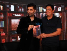 Karan Johar At The Launch Of Ronnie Screwala Book - Dream With Your Eyes Open In New Delhi Photos
