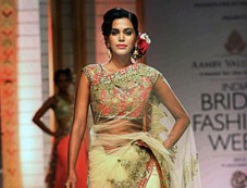 Designer Corner - Falguni And Shane Peacock Photos