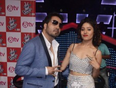 &TV Channel Unveils New Music Show The Voice India Photos