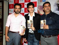 Emraan Hashmi Launches Bilal Siddiqi's Book-The Bard Of Blood Photos