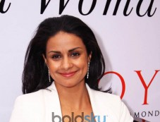 Gul Panag At The Spirit Of Zoya Woman Event In New Delhi Photos