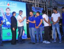 Mitashi Launched New Smart LED TV With Rajasthan Royals Photos
