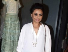 Rani Mukerji At The Launch Of Amy Billimoria House Of Design store Photos