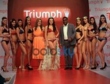 Triumph Fashion Show 2015 At Grand Hayatt Mumbai Photos