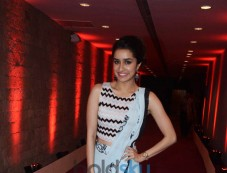 Varun And Shraddha Kapoor At Auditions Of Indian Idol Junior Photos