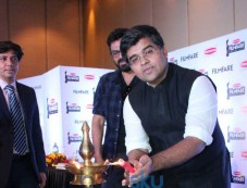 62nd Britannia Filmfare Awards 2014 Press Conference In Hyderabad Photos
