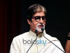 Amitabh Bachchan And Devendra Fadnavis At The Inaguration Of Shilpkar Chitrakosh   Photos