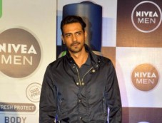 Arjun Rampal At The Launch Of NIVEA Men Deodorizer Photos