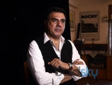 Boman Irani At Anupam Kher's Acting School Photos