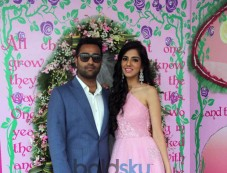 Celebs At Nishka Lulla's Wedding Brunch Party Photos