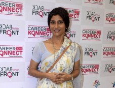 Konkona Sen At Career Konnect Event For Panel Discussion Photos