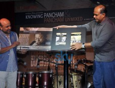 Launch Of Coffee Table Book Diamonds and Rust About Pancham Photos