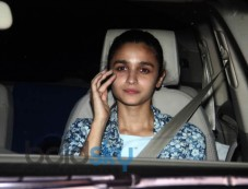 Masaba Gupta,Aalia bhat,Shahid kapoor Party Together At Mumbai Photos