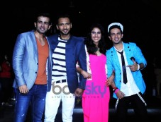 Press Conference Of Dance India Dance Season 5 At Royalty Club Photos