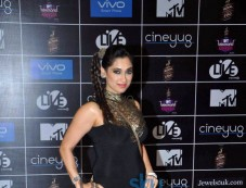 Red Carpet Of Royal Stag MTV BOLLYLAND Photos