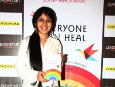 Rekha Bhardwaj Launches Sonia Mackwani's Book Everyone Can Heal Photos