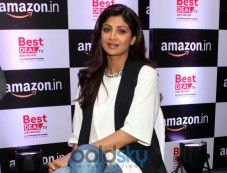 Shilpa Shetty At Launch Of Celebrity-Endorsed Products Of Best Deal TV On Amazon Photos