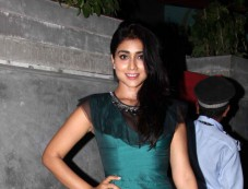 Shriya Saran At The Launch Of The Fatty Bao At Mumbai Photos