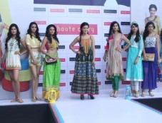 Shruti Showcases The Latest Collection Of Brand Haute Curry Photos