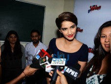 Sonam Kapoor At Launch Of Go Bonkers - Indoor children playground Photos