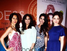Tamanna At The Launch of Payal Gidwani Tiwari's book Body Goddess Photos