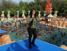 Water Kingdom Celebrates The Grand Finale Of War Of DJs Photos