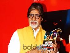 Amitabh Bachchan Launches Amjad Khan's Son Shadab's Book Photos
