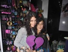 Ayesha Kapoor Promotes AYESHA Accessories Store At Phoenix Mall Photos