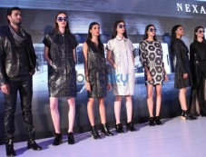 Fashion Designer Rajesh Pratap Singh's Fashion Show In New Delhi Photos