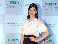 Kriti Sanon Launches Trident Group New Bath & Home Linen Collection Photos