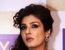Raveena Tandon Re-Launches PN Gadgil's Website Photos