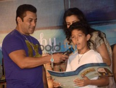 Salman Khan At The Book Launch Of Bajrangi Bhaijaan Photos