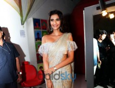 Sonam Kapoor At The Launch Of Style Loft By Ambika Pillai Photos