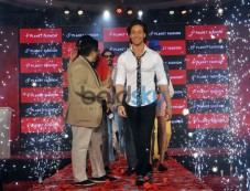 Tiger Shroff At The Launch Of Planet Fashion Photos