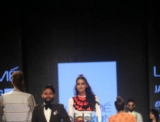 Lakme Fashion Week Winter Festive 2015 - Gen Next Show Photos