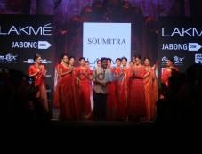 LFW 2015 Day 1 - Krishna Mehta & Soumitra Show Photos