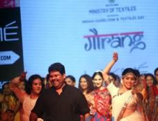 LFW Day 2 - Gaurang Show Photos