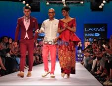 LFW Day 3 - Narendra Kumar Show Photos