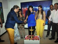 Mishti Chakraborty Inaugurates Painting Exhibition Photos