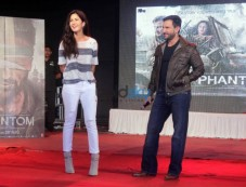 Saif And Katrina Promote 'Phantom' At Umang Festival Photos