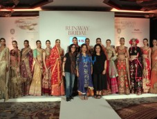 Top Fashion Designers Showcased The Best Of Creations At Press Preview Of Runway Bridal Photos