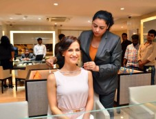 Elli Avram At Zoya Fashion Preview Photos