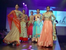 Indo-Pak Fashion Show At Shaan-e Pakistan Photos